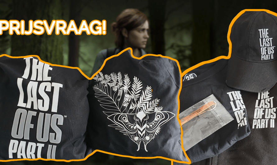 Prijsvraag: Win goodiebags van the The Last of Us Part 2!