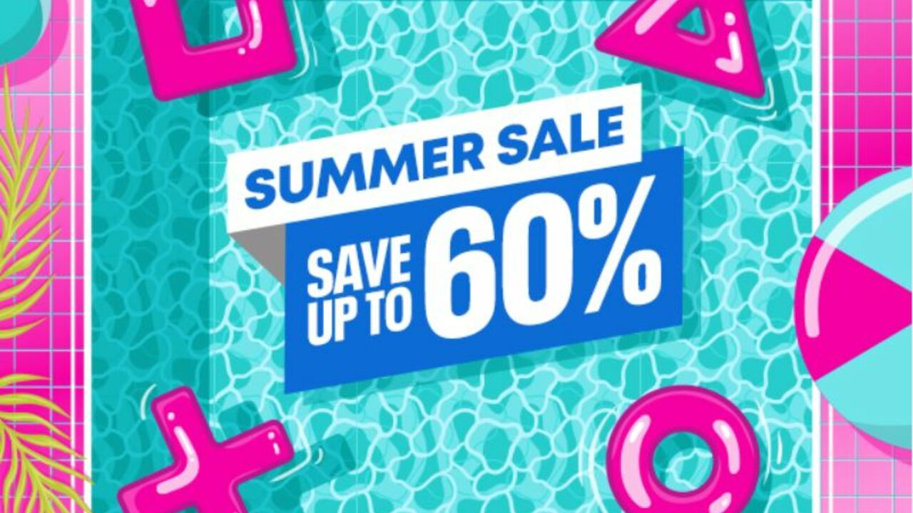 Summer Sale PSN