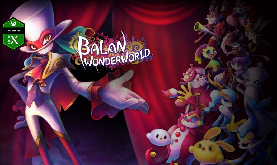 Balan Wonderworld komt in 2021 naar Xbox Series X