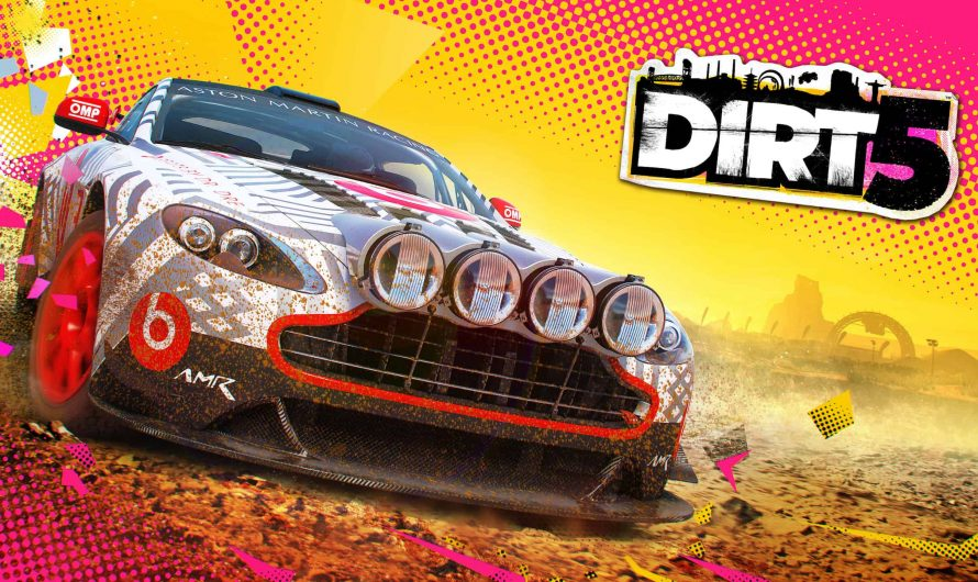 DIRT 5 First Look  Stampede Gameplay Trailer