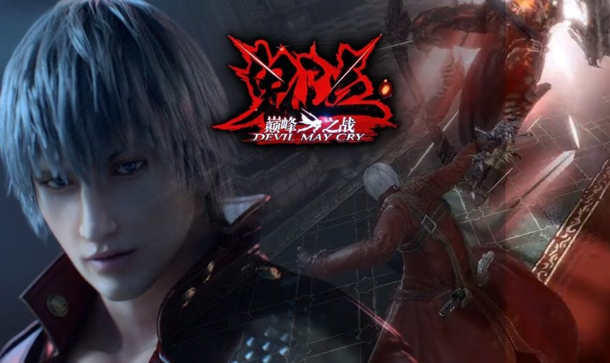 Devil May Cry: Pinnacle of Combat lanceert eind dit jaar in China
