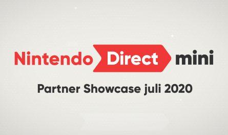 Nintendo Direct mini 2020