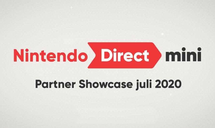 Nintendo Direct Mini verschijnt vandaag om 16:00