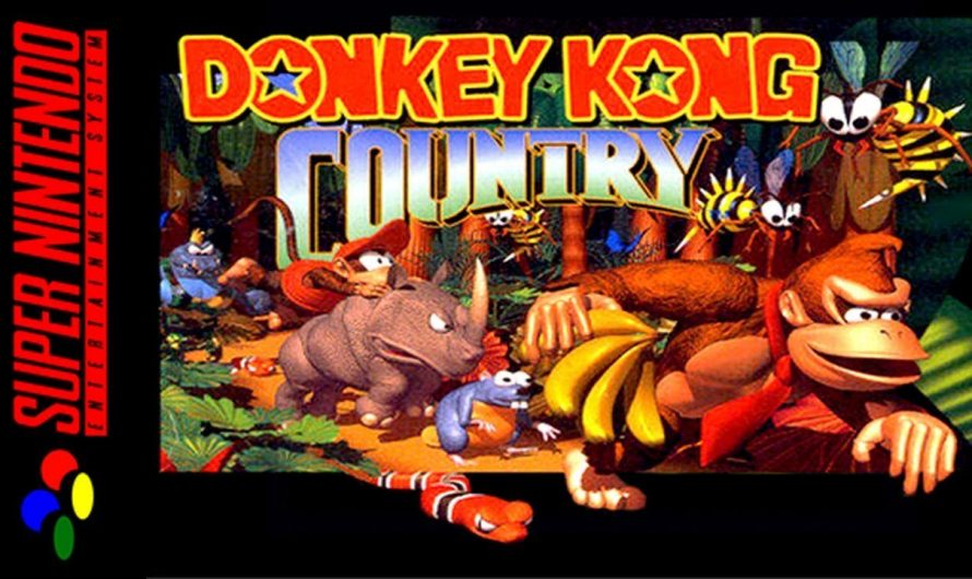 Donkey Kong Country naar Nintendo Switch Online