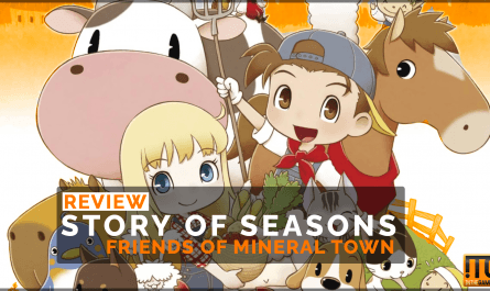 story of seasons mineral town
