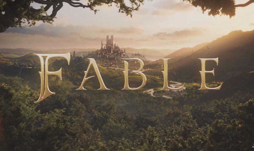 Fable reboot aangekondigd voor Series X en Windows 10
