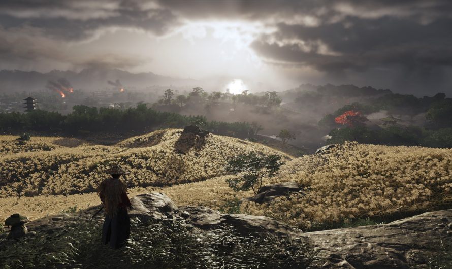 Ghost of Tsushima update 1.04 is er al