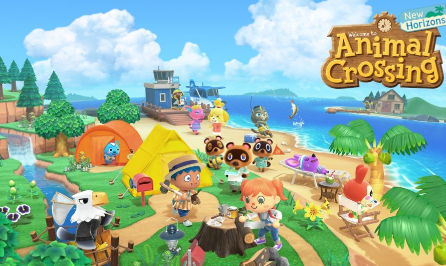 Animal Crossing: New Horizons Summer update