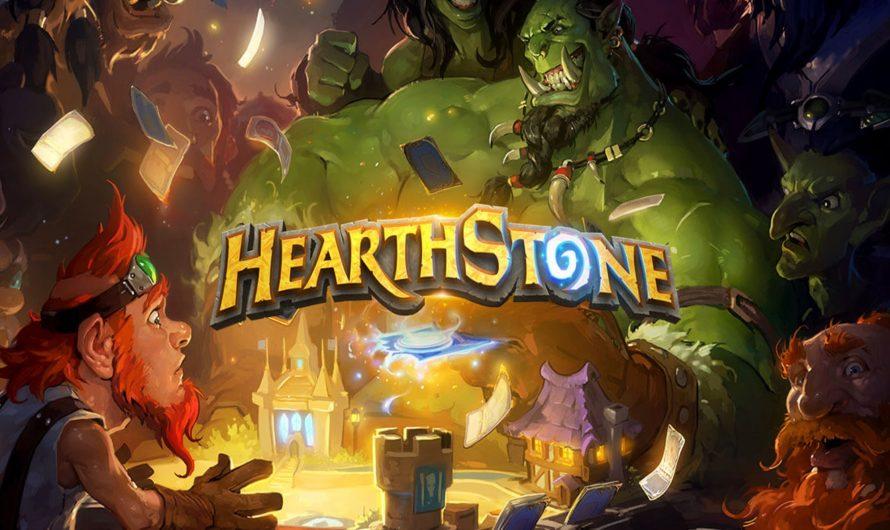 Hearthstone patch 17.6 past 10 kaarten aan
