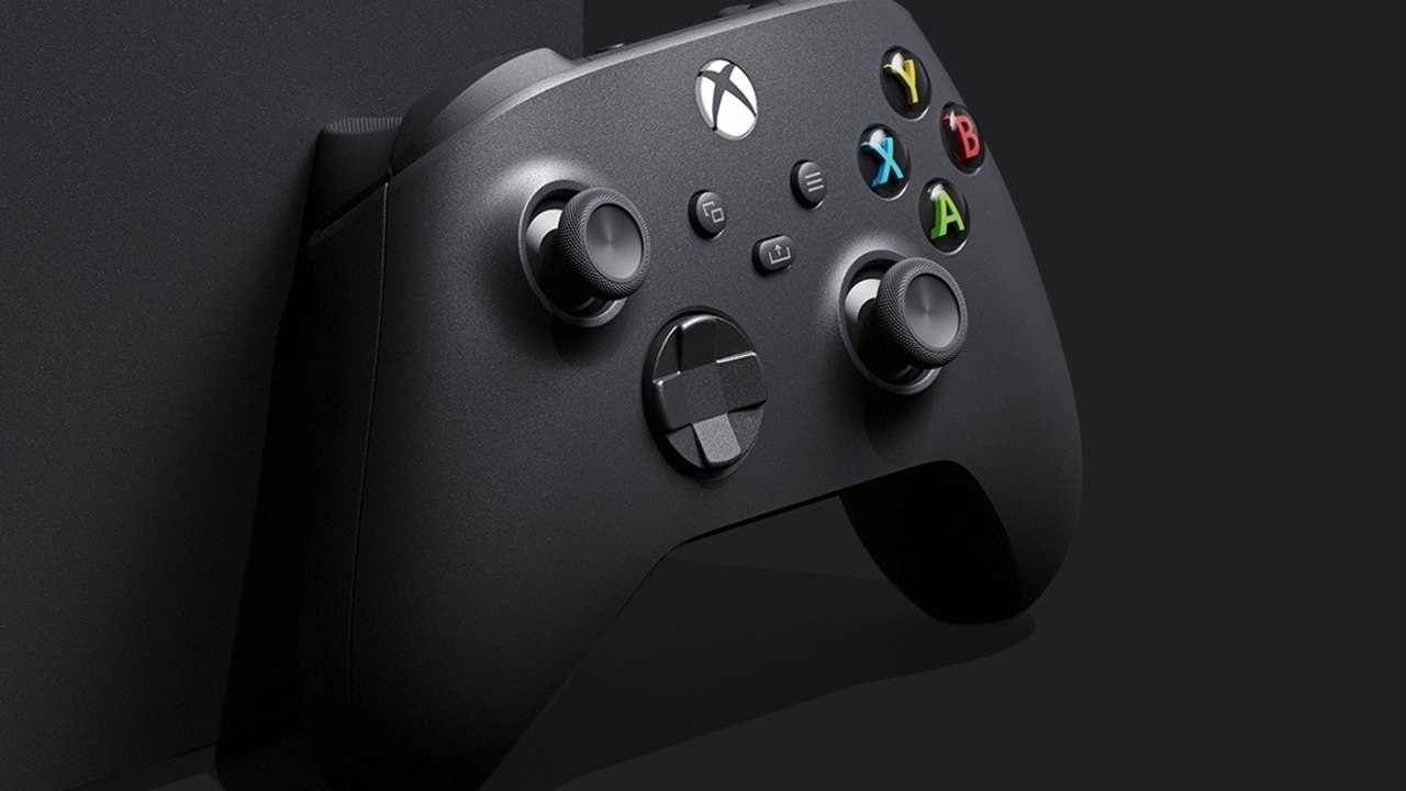 Microsoft Xbox Series X controller