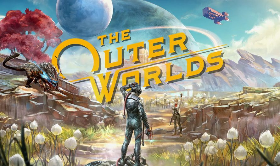 The Outer Worlds: Peril on Gorgon – Announcement Trailer