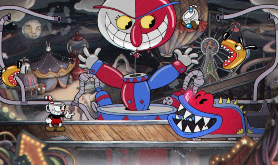 Cuphead nu ook verkrijgbaar op Playstation 4