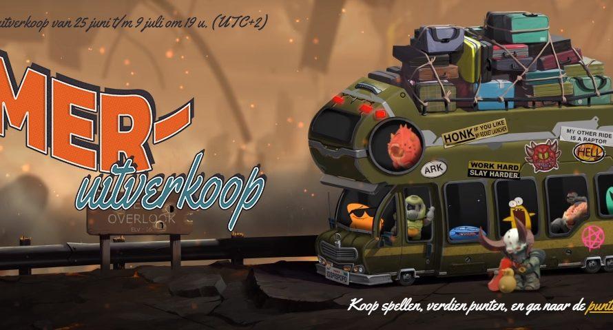 De jaarlijkse Steam Summer Sale 2020