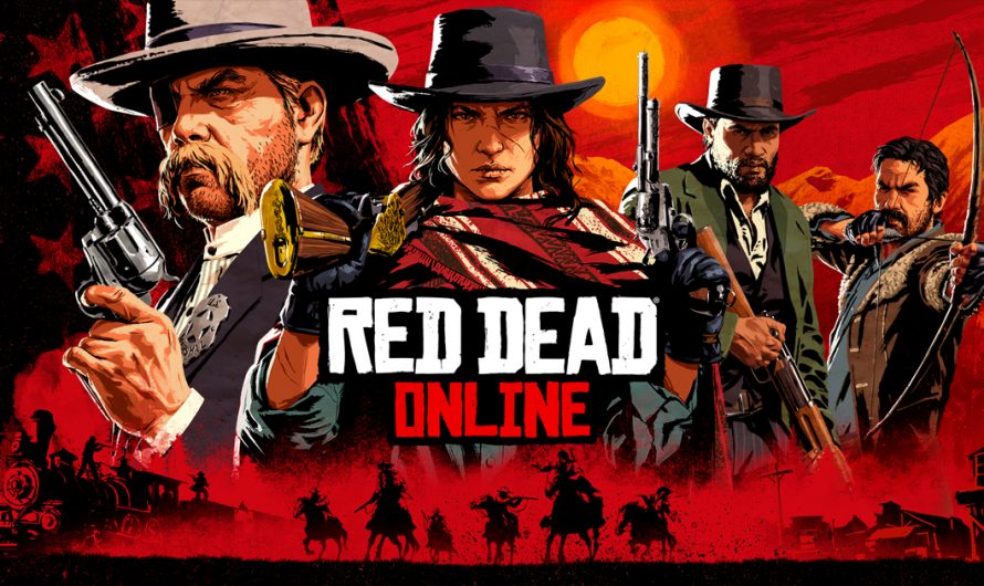 Red Dead Online loont Bounty Hunters!