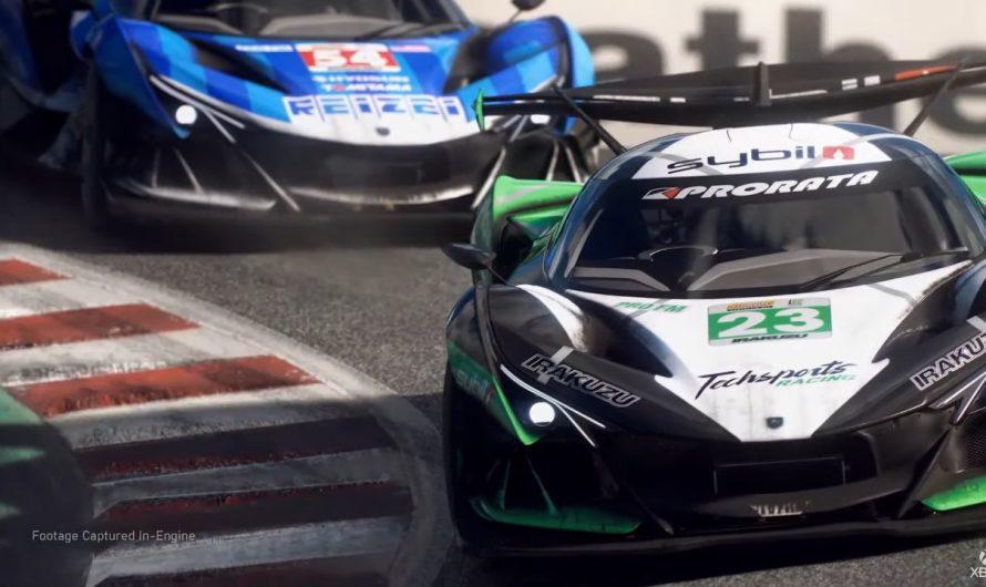 Forza Motorsport: Officiële aankondigingstrailer