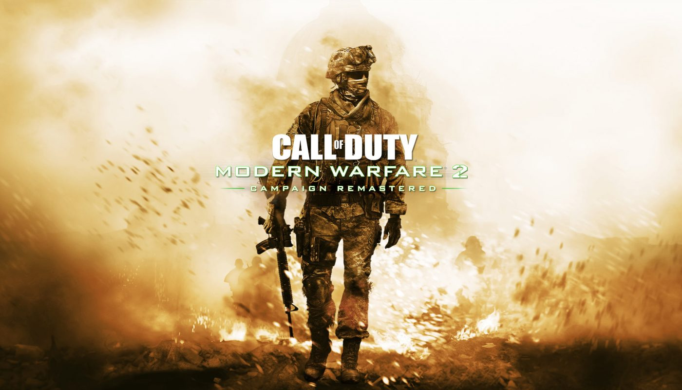 Playstation plus augustus mw2 remastered