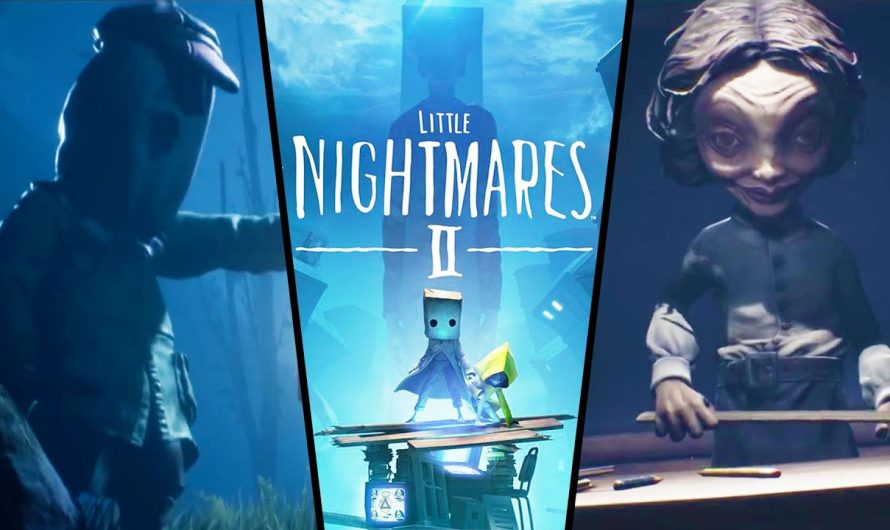 Little Nightmares 2 release date bekend