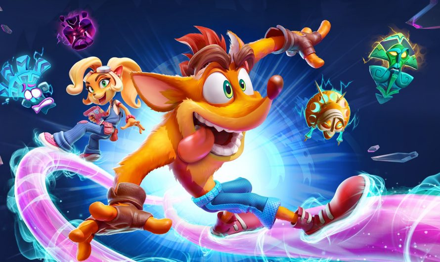 Crash Bandicoot 4: Demo gameplay beelden