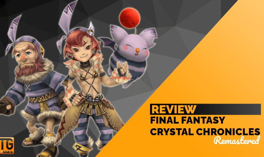Review: Final Fantasy Crystal Chronicles Remastered