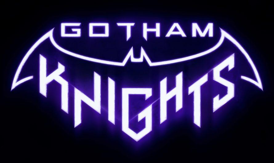 Gotham Knights geen onderdeel van Arkham Universe