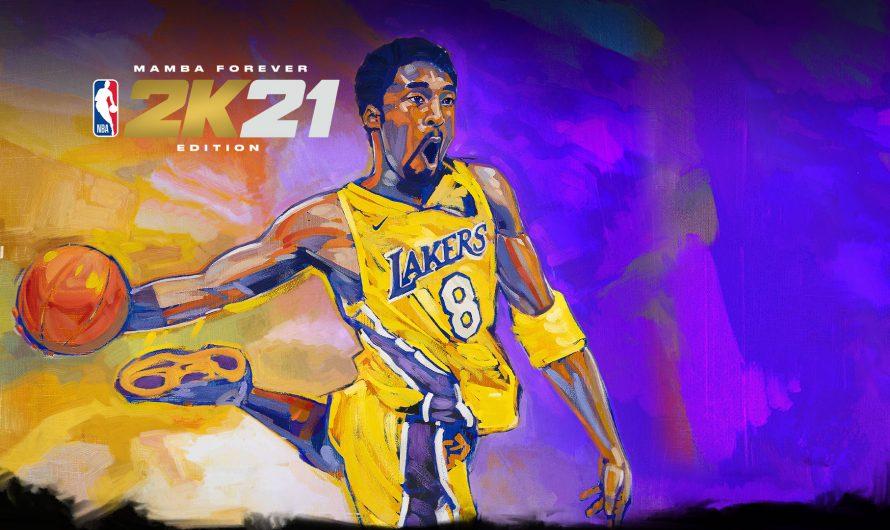 NBA 2K21 heeft nieuwe Current Gen Gameplay Trailer