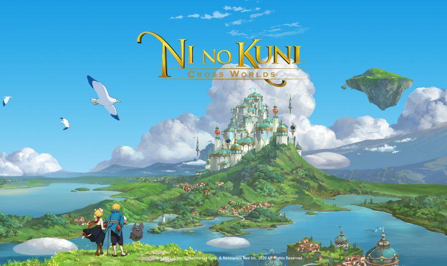 Ni No Kuni krijgt dit jaar een mobile MMO in Japan