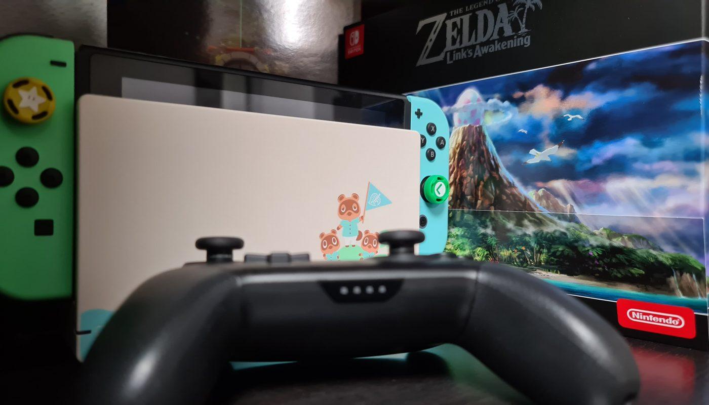 Nintendo Switch AC