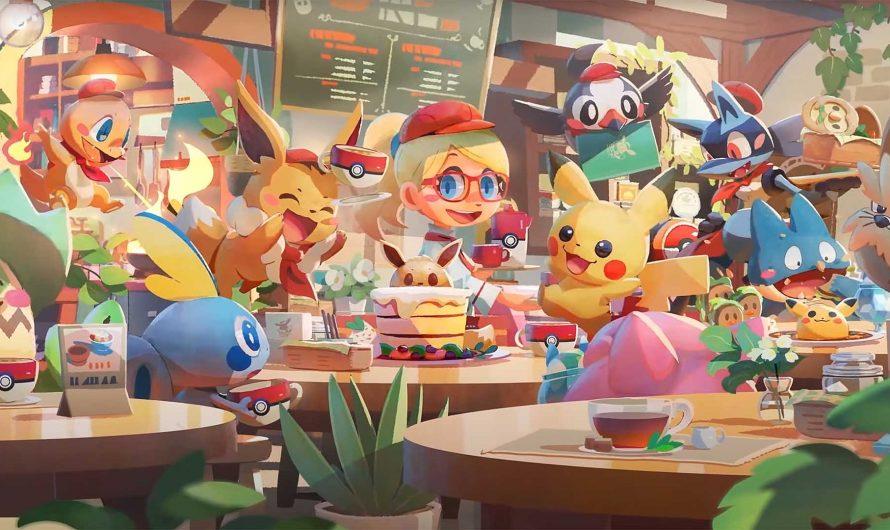 Pokémon Café Mix 5 miljoen keer gedownload