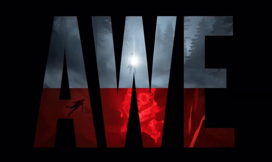 De nieuwe AWE expansion van Control is vanaf vandaag beschikbaar