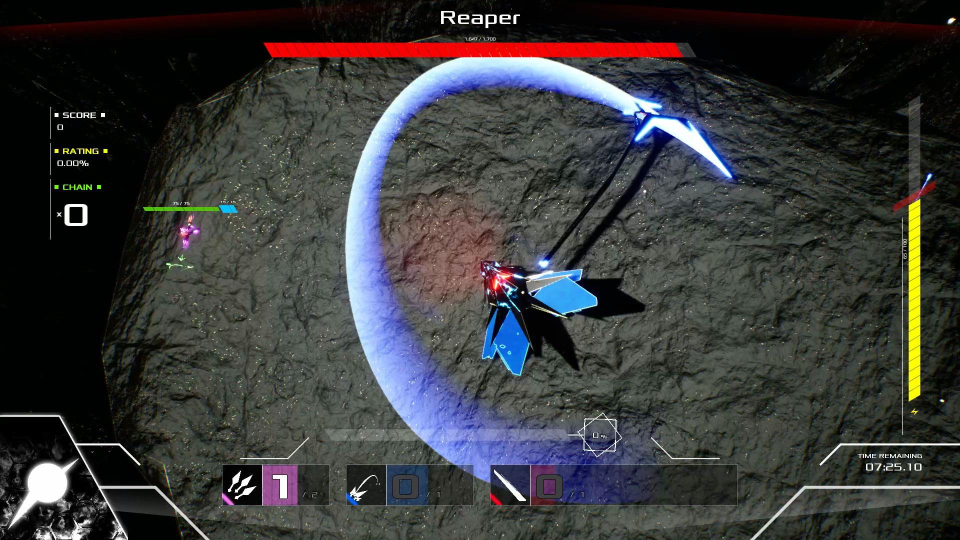 Reaper Zero Strain