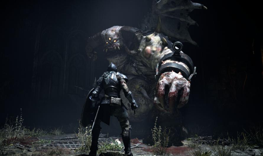 Is Demon's Souls Remake een Playstation 5 launch game?