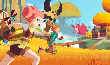 TemTem PS5 Announcement