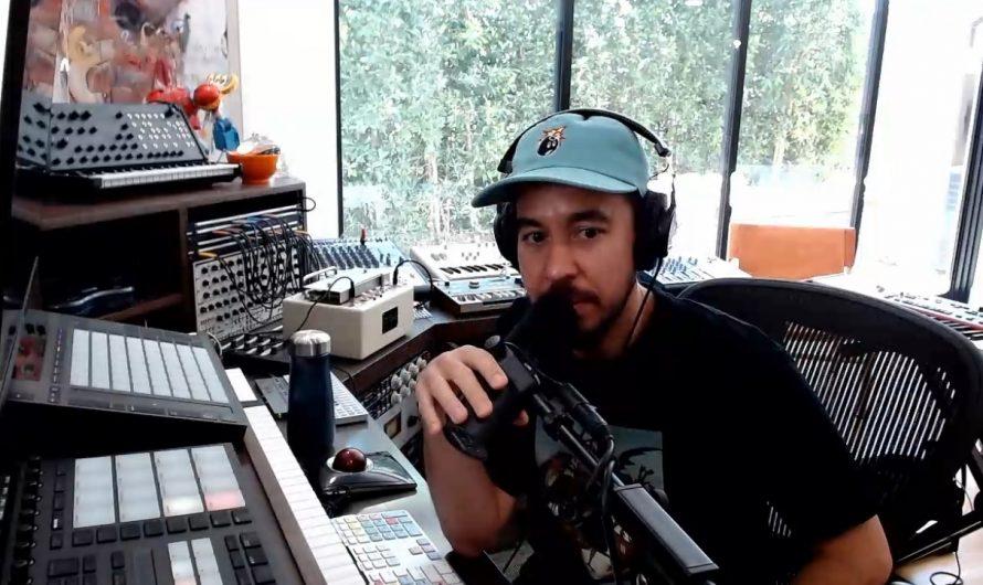 Mike Shinoda composeert vandaag nummer voor Gamescom