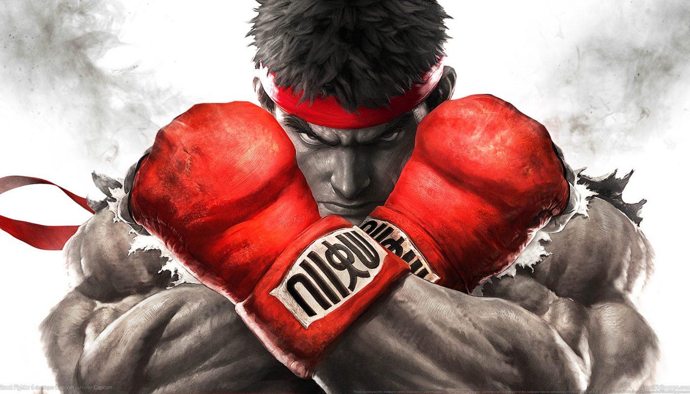 street fighter yoshinori ono