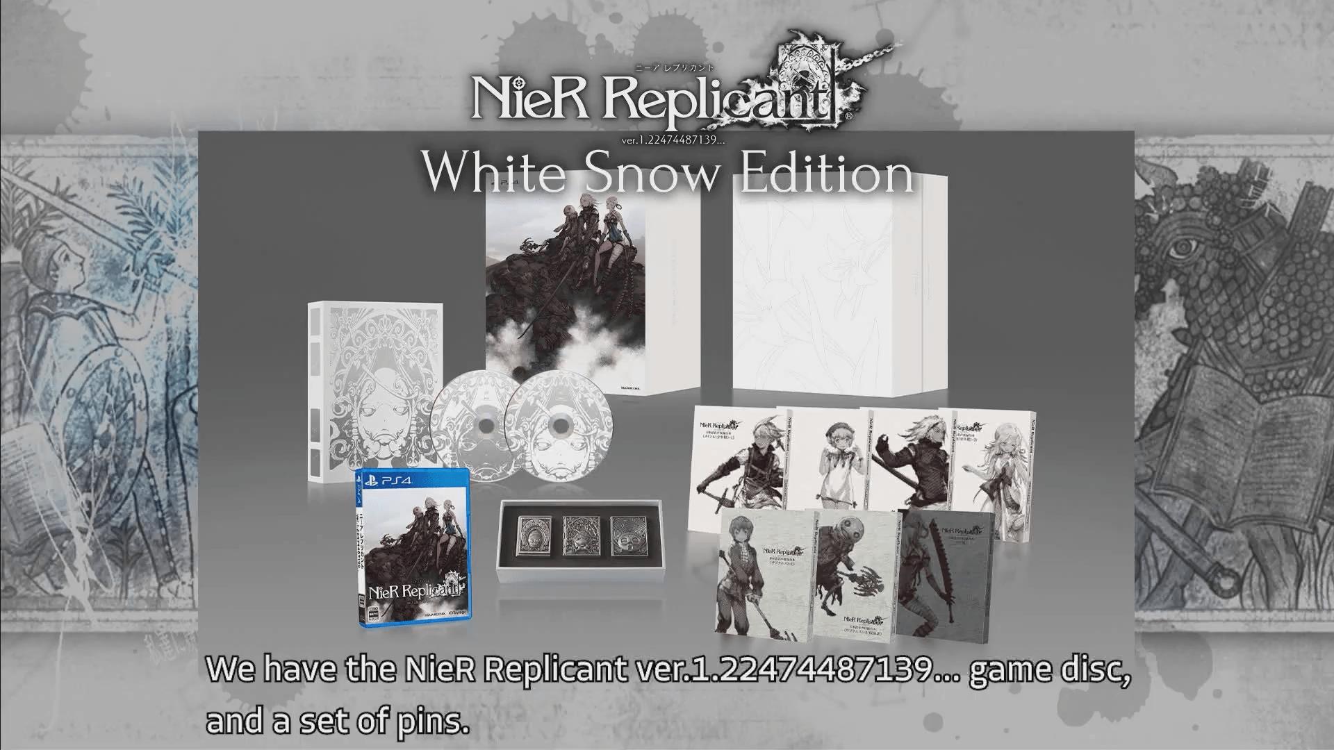 White Snow CE