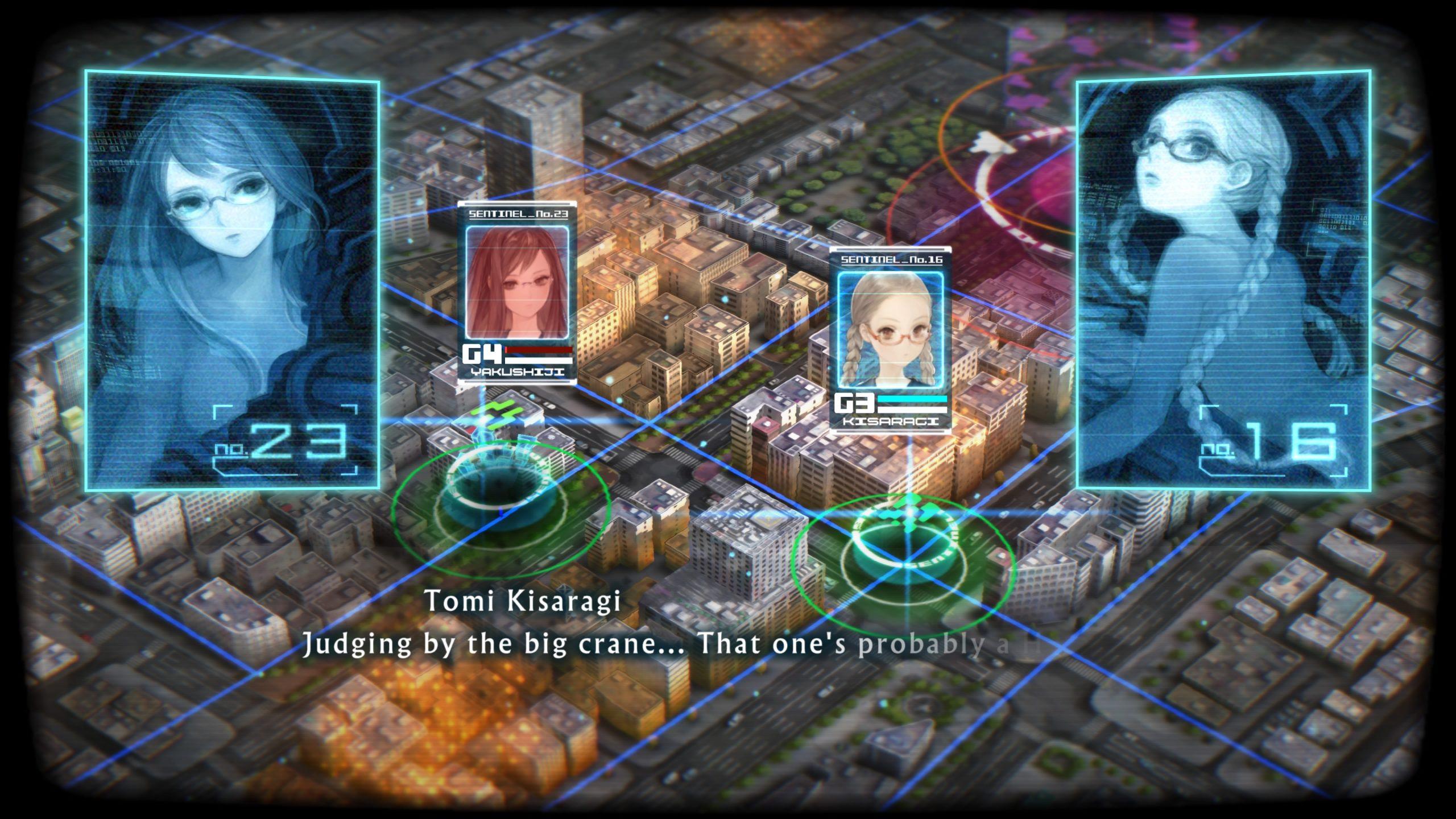 combat 13 Sentinels