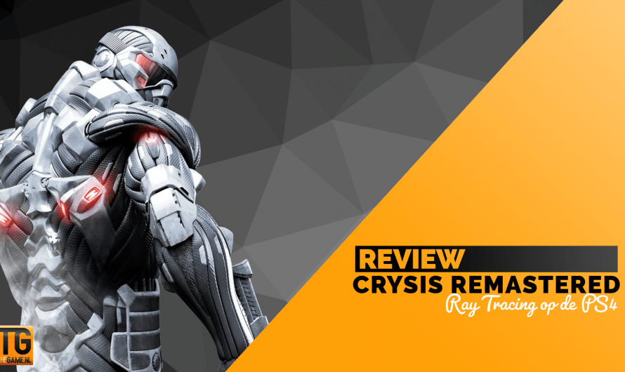 Review: Crysis Remastered – Raytracing op Playstation 4