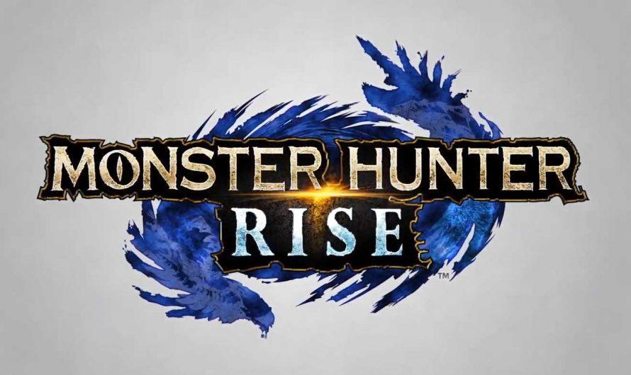 Monster Hunter Rise aangekondigd voor Switch
