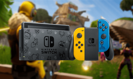 Fortnite Bundel Switch