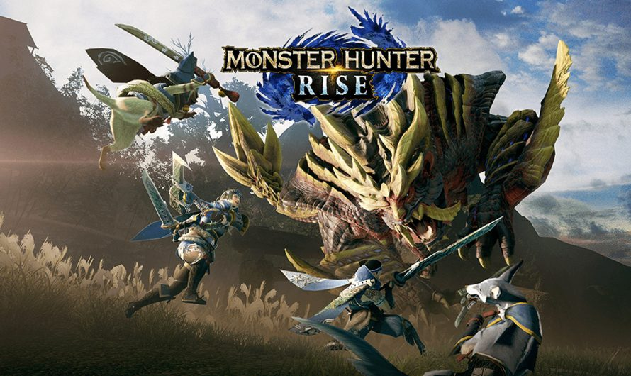 Digitaal Monster Hunter evenement op 7 januari