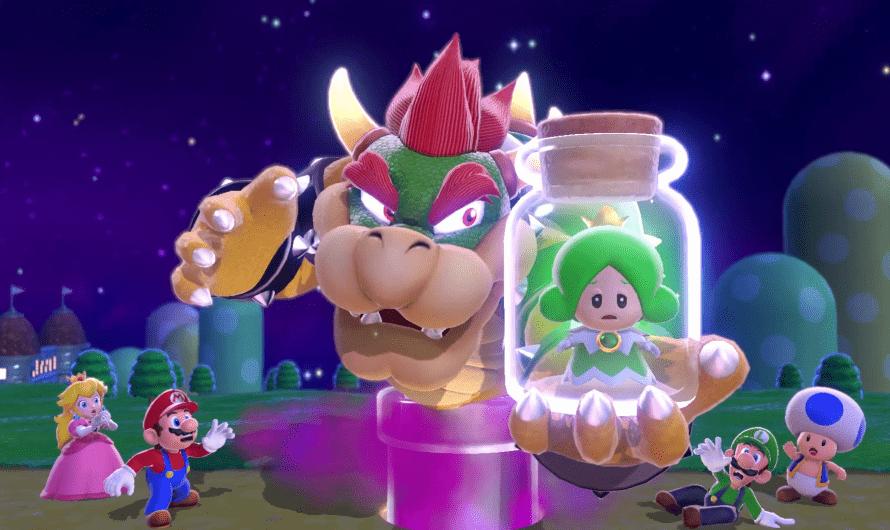 Super Mario 3D World + Bowser's Fury naar Nintendo Switch