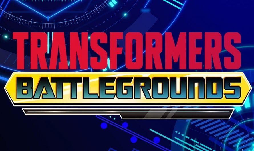 Transformers: Battlegrounds krijgt Gameplay Trailer