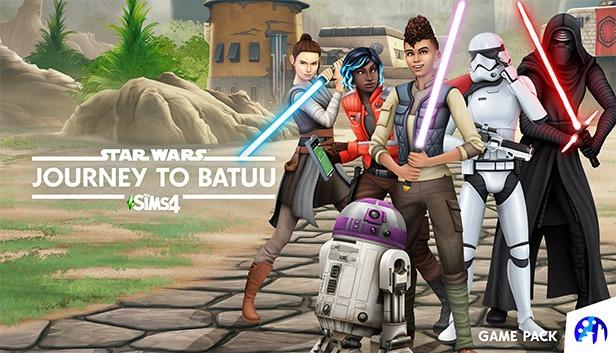 De Sims 4 komt met Star Wars uitbreiding