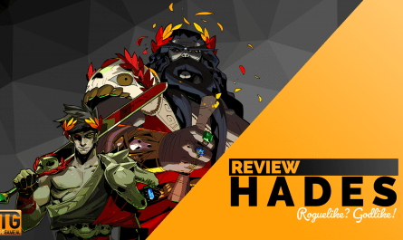 Hades Review Cover