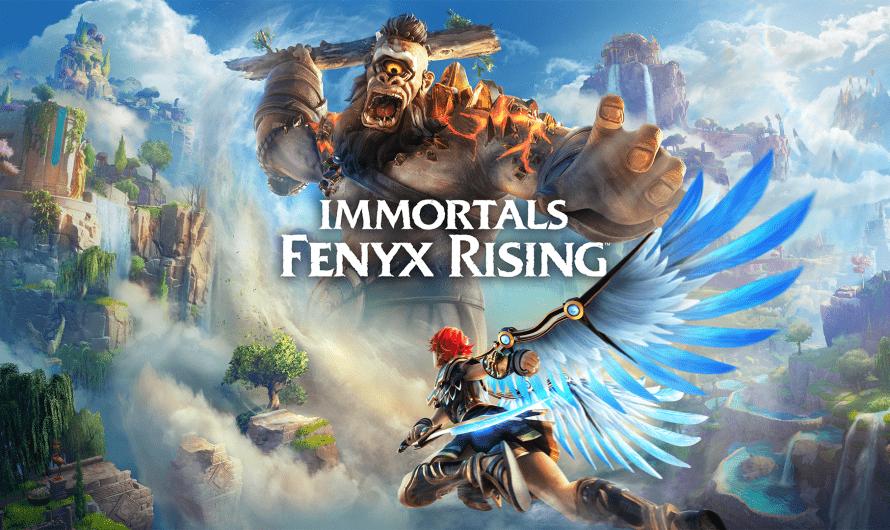 De eerste Immortals Fenyx Rising preview beelden