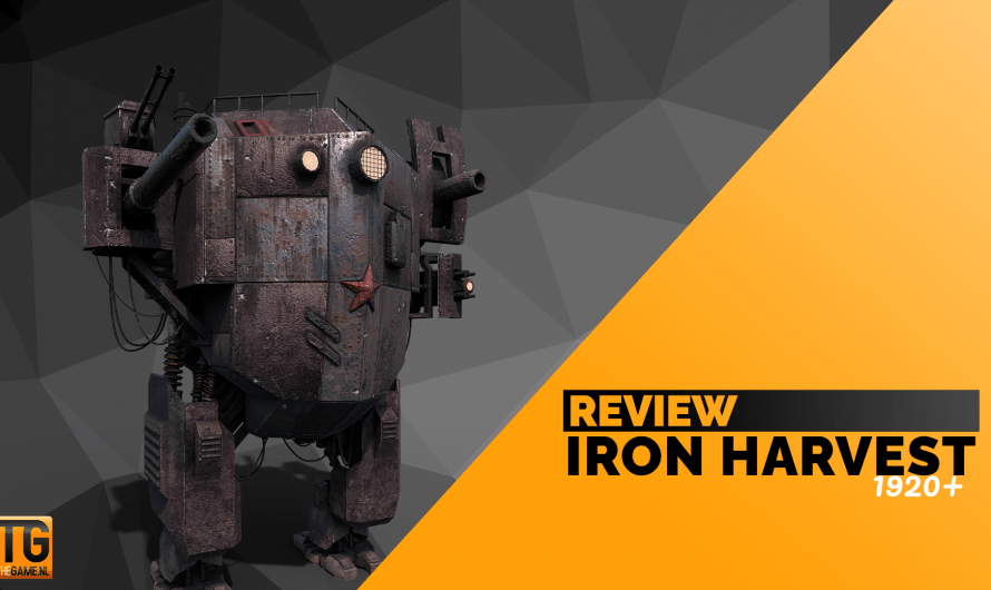 Review: Iron Harvest: Wereldoorlog 1 met mechs