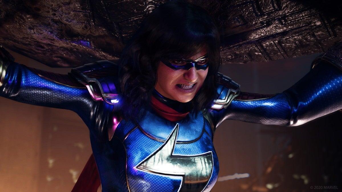 Kamala Khan Avengers