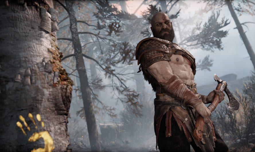 God of War nu met gratis Playstation 5 update