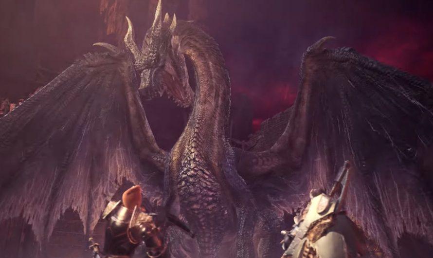 Monster Hunter World update 5 krijgt nieuwe monsters