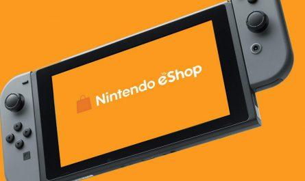 eShop Nintendo pre-order